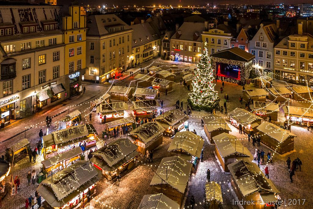 Jõuluturg Raekoja platsil