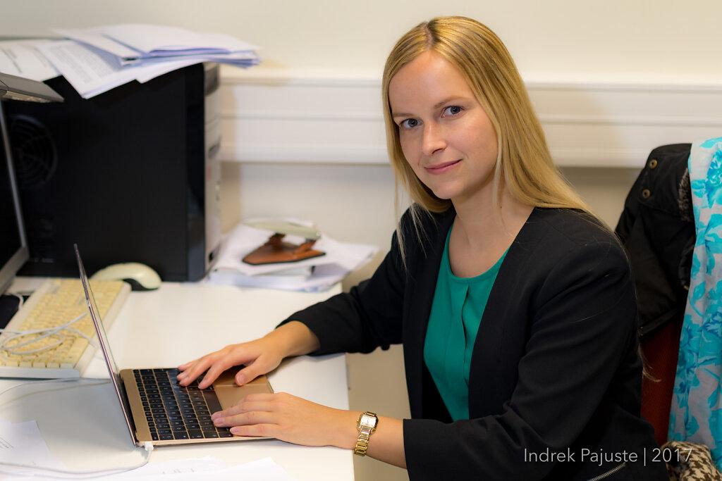 Tiina Tallinna ülikoolis