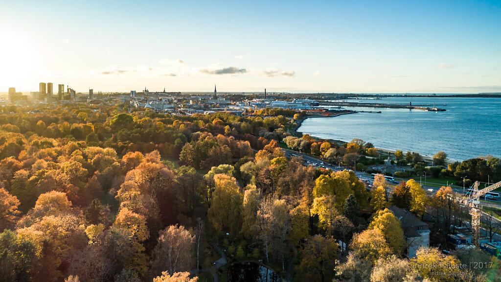 Sügisene Tallinn