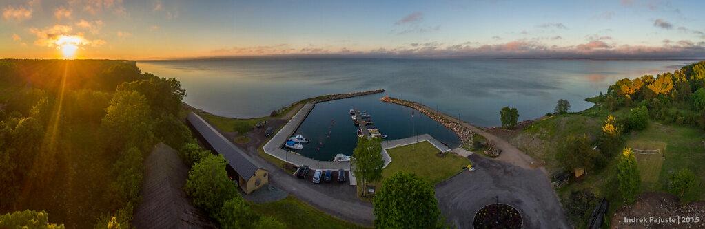 Panoraam Soela sadamast