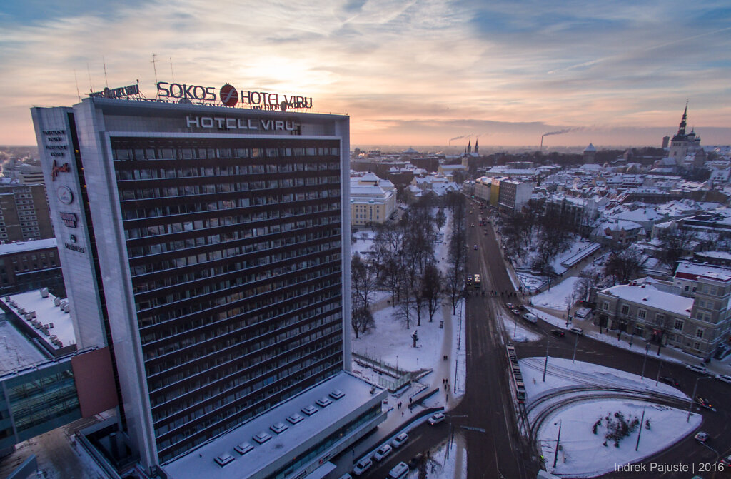 Talvine Viru hotell