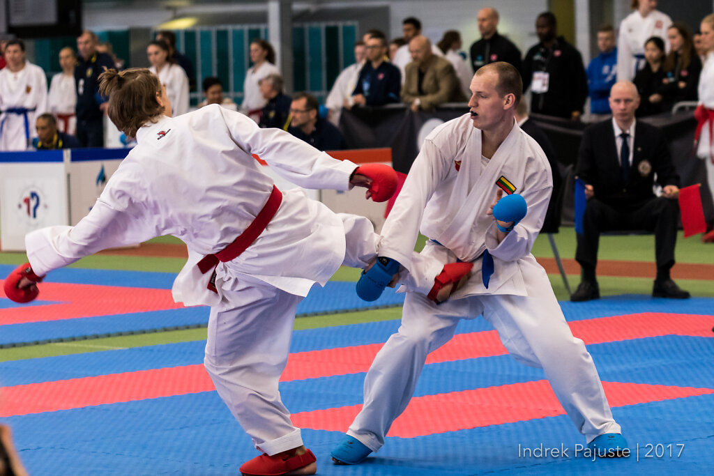 Karate Nordic Champs 2017