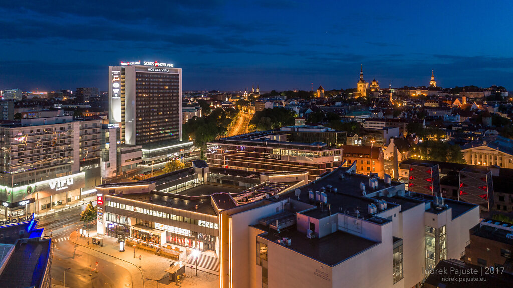 Tallinna kesklinn südaöösel